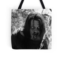 The Zombie on the Hill Tote Bag