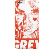 Sasha Has A Posse (one color version) iPhone Case/Skin