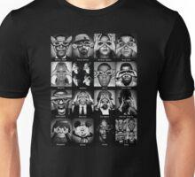 Celebrities Illuminati Singers Eyes Unisex T-Shirt