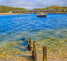 Silver Sands of Morar 5 by Chris Thaxter