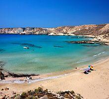 Koufonissi island, Crete by Hercules Milas
