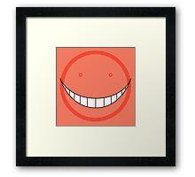 Koro Sensei - Correct! Framed Print