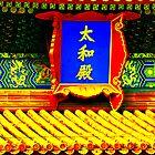 Forbidden City, Beijing by lalalu
