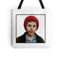 Michael Cera Tote Bag
