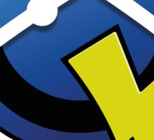 Captain Qwark - Ratchet & Clank Sticker