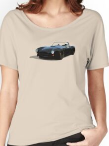 Supercharged American Muscle Women's Relaxed Fit T-Shirt