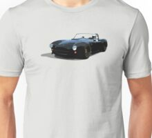 Supercharged American Muscle Unisex T-Shirt