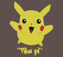 Pikachu Pokemon shirt by Bergmandesign
