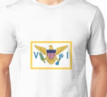 United States Virgin Islands Unisex T-Shirt