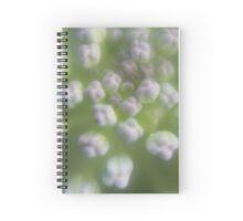 Tender Broccoli Spiral Notebook