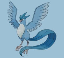 Articuno [Perfect Quality Vector Image] by RWHTL