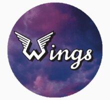 Paul McCartney & Wings by senpailondon