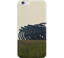 Cannon Row iPhone Case/Skin