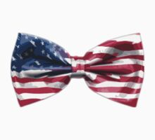 USA Bow Tie by VRex