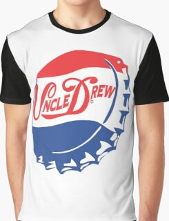 Uncle Drew - Bottle Cap Graphic T-Shirt
