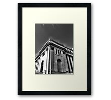 United States Post Office Framed Print