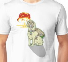 Gas Mask For Fido Unisex T-Shirt