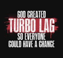 Turbo Lag Kids Tee