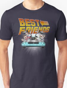 Best Friends - Back To The Future Unisex T-Shirt