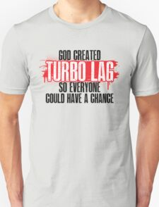 Turbo Lag T-Shirt