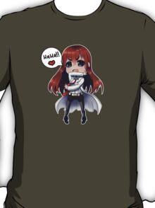 Kurisu Makise Chibi T-Shirt