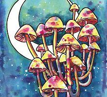 Mushroom Patch by SamNagel