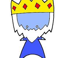 Ice King Wee Star (Adventure Time) by DandyTiger