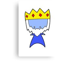 Ice King Wee Star (Adventure Time) Canvas Print