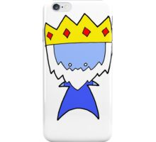 Ice King Wee Star (Adventure Time) iPhone Case/Skin