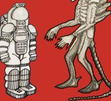 1979 Alien Kenner Style Logo Sticker