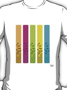 Music equaliser T-Shirt