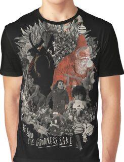 be good for goodnes sake krampus the movie Graphic T-Shirt