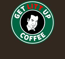 Get LITT UP Coffee Unisex T-Shirt