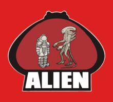 1979 Alien Kenner Style Logo One Piece - Short Sleeve