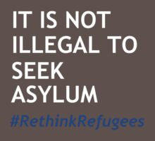 Rethink Refugees 01 by ceebeekay