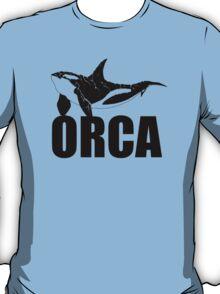 Orca (Black Text) T-Shirt