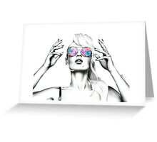 Iggy Azalea 2 Greeting Card