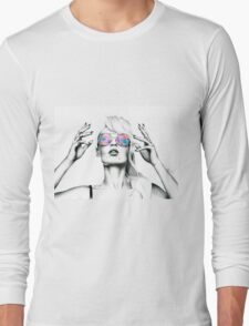 Iggy Azalea 2 Long Sleeve T-Shirt
