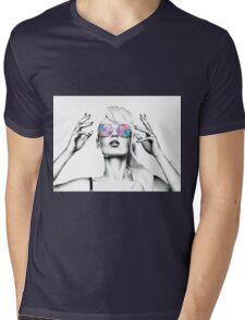 Iggy Azalea 2 Mens V-Neck T-Shirt
