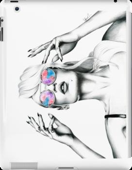 Iggy Azalea 2 by Tiffany Taimoorazy