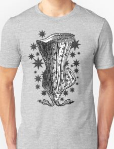 Starry Night Corset Tee Unisex T-Shirt