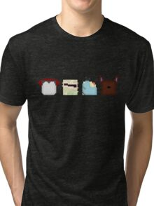 PopCubes: Halloween  Tri-blend T-Shirt