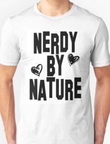 Nerdy by Nature T-Shirt