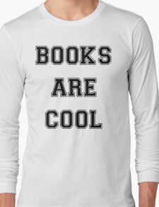 Books are Cool T-Shirt