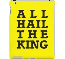 All Hail the King iPad Case/Skin