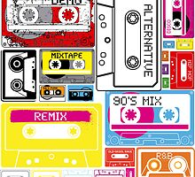 Cassette Tapes by iJayyQ