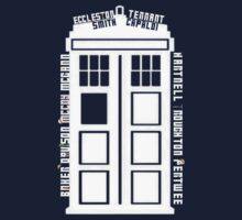 All Doctor Who Doctors by ianthecoolman