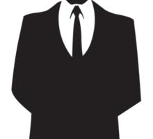 Anonymous is Legion Sticker