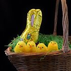 Easter Basket by Barbara Morrison