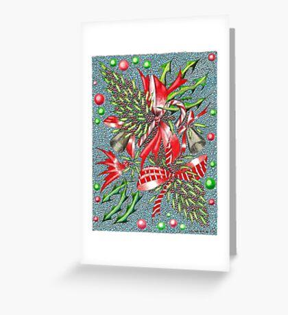 Christmas Charm Greeting Card